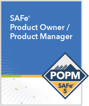 SAFe Product Owner/Product Manager 5.0